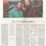Presse: Eva & Leyna im Tagesspiegel