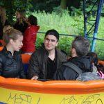 Besuch im Spreepark Plänterwald